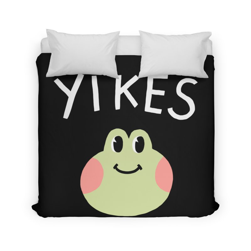 YIKES Home Duvet by GOOD AND NICE SHIRTS