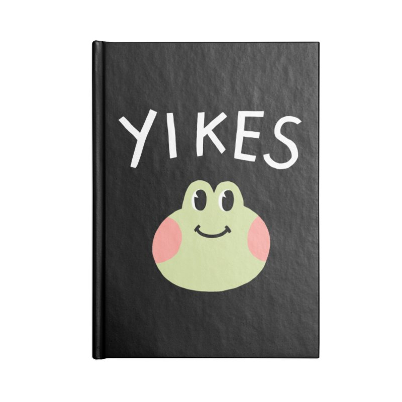 YIKES Accessories Notebook by GOOD AND NICE SHIRTS