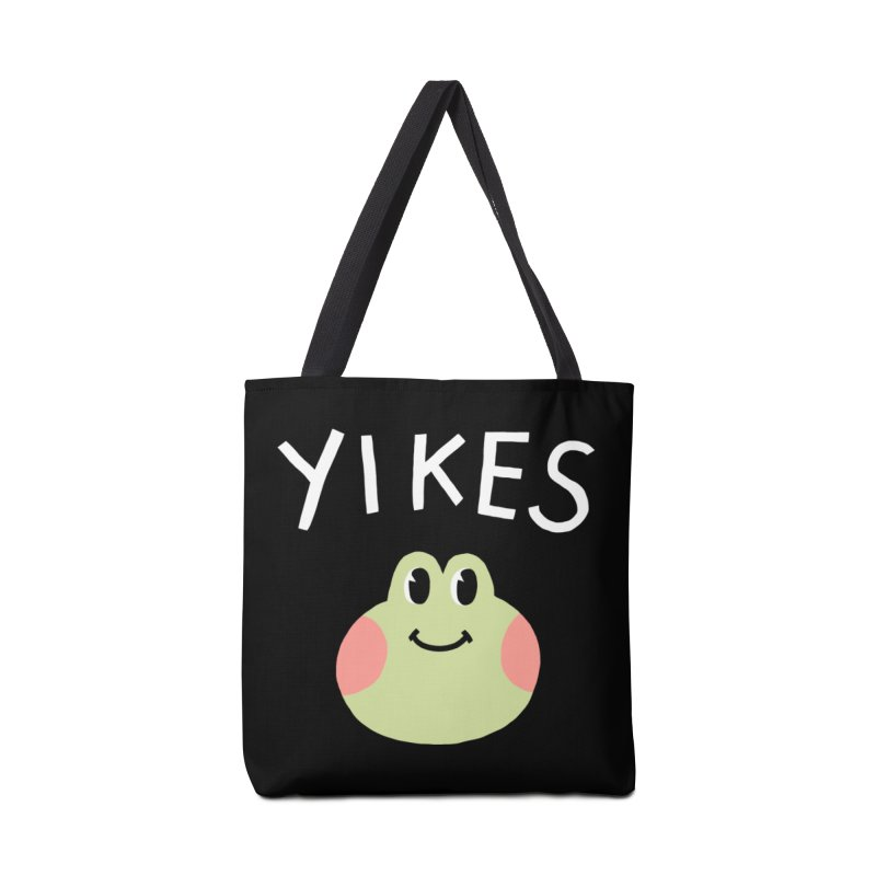 YIKES Accessories Bag by GOOD AND NICE SHIRTS
