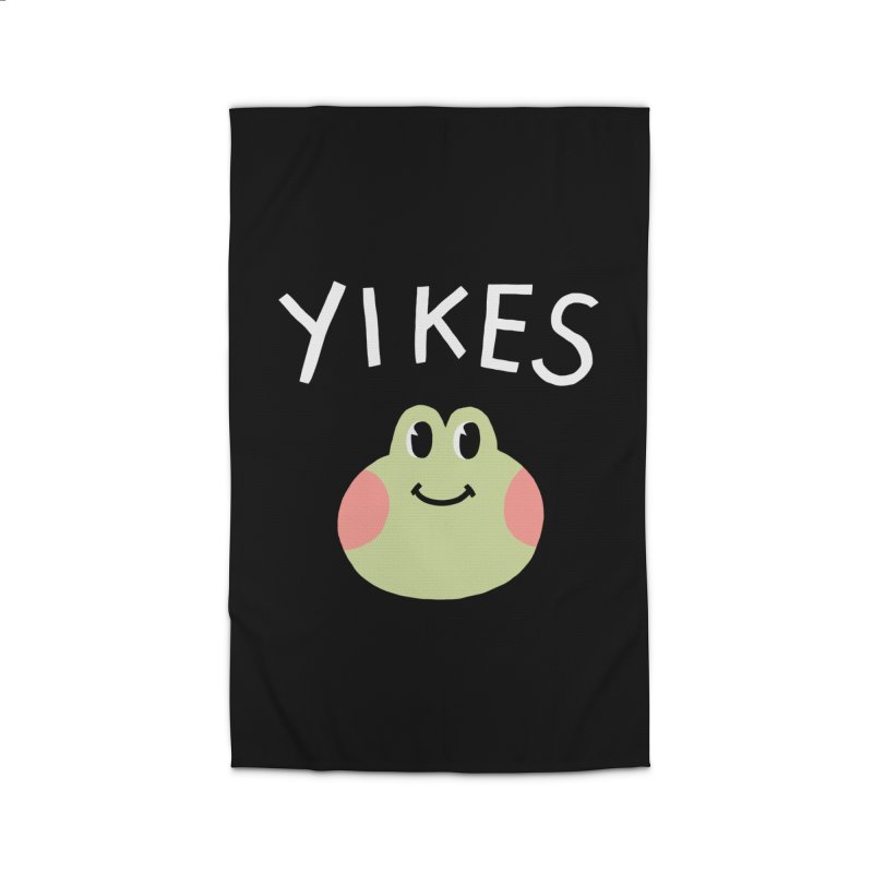 YIKES Home Rug by GOOD AND NICE SHIRTS