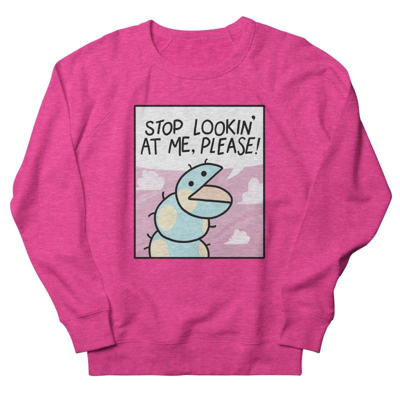SHY BUG Women's Sweatshirt by GOOD AND NICE SHIRTS