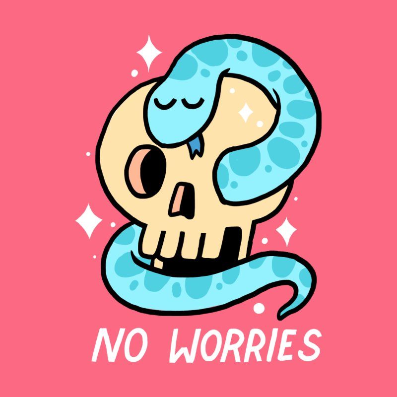 NO WORRIES by GOOD AND NICE SHIRTS