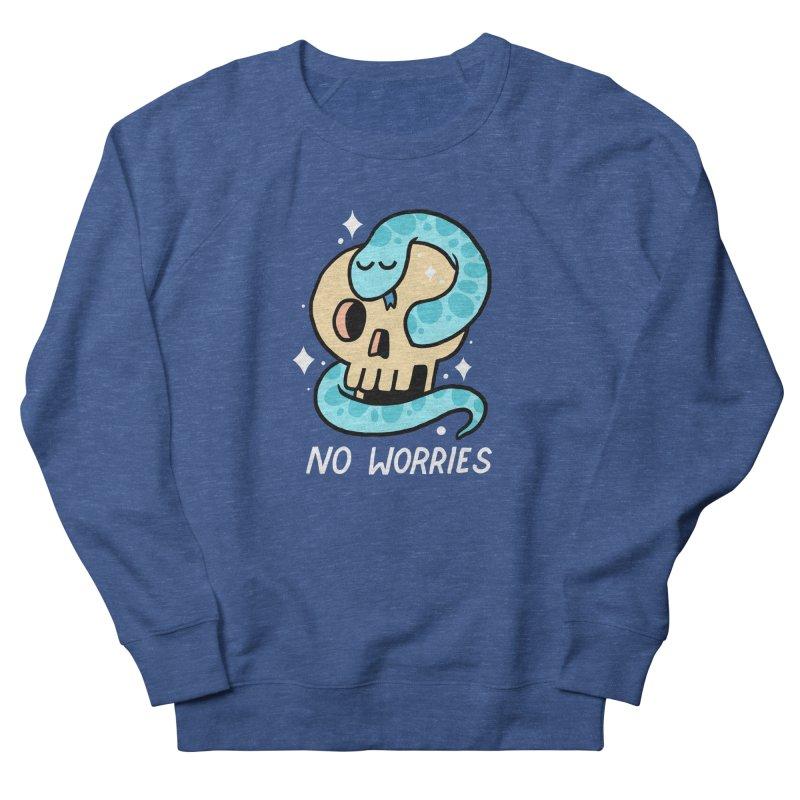 NO WORRIES Men's Sweatshirt by GOOD AND NICE SHIRTS