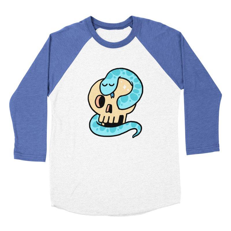 NO WORRIES Women's Baseball Triblend T-Shirt by GOOD AND NICE SHIRTS