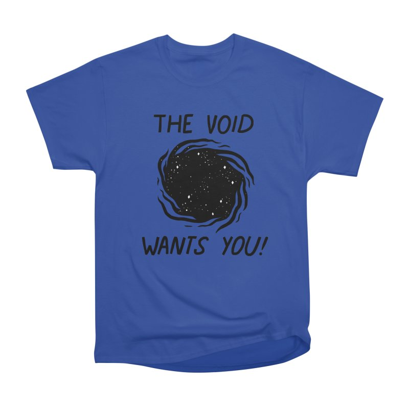 THE VOID Men's Classic T-Shirt by GOOD AND NICE SHIRTS