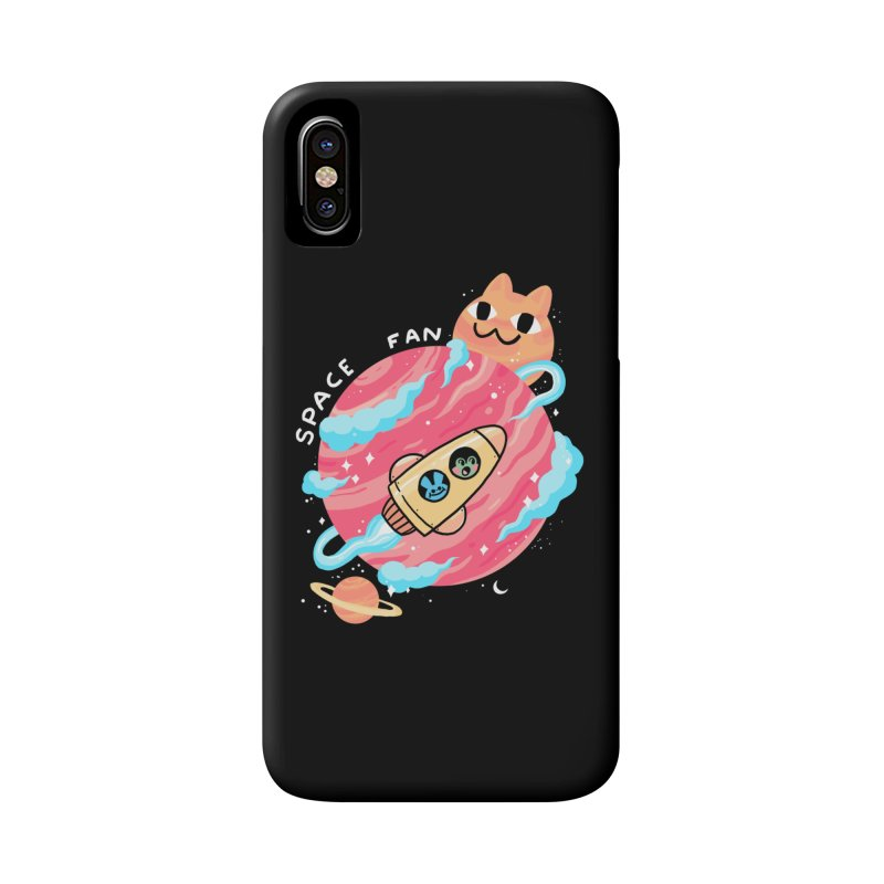 SPACE FAN Accessories Phone Case by GOOD AND NICE SHIRTS