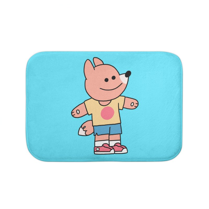 LET LIFE WASH OVER YOU Home Bath Mat by GOOD AND NICE SHIRTS