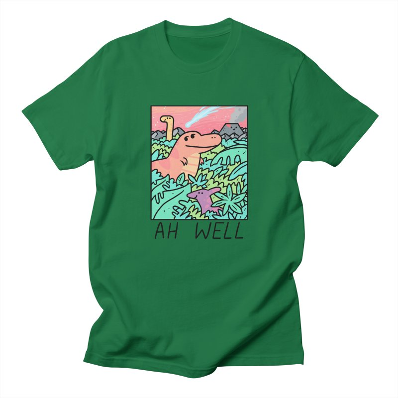 AH WELL Women's T-Shirt by GOOD AND NICE SHIRTS