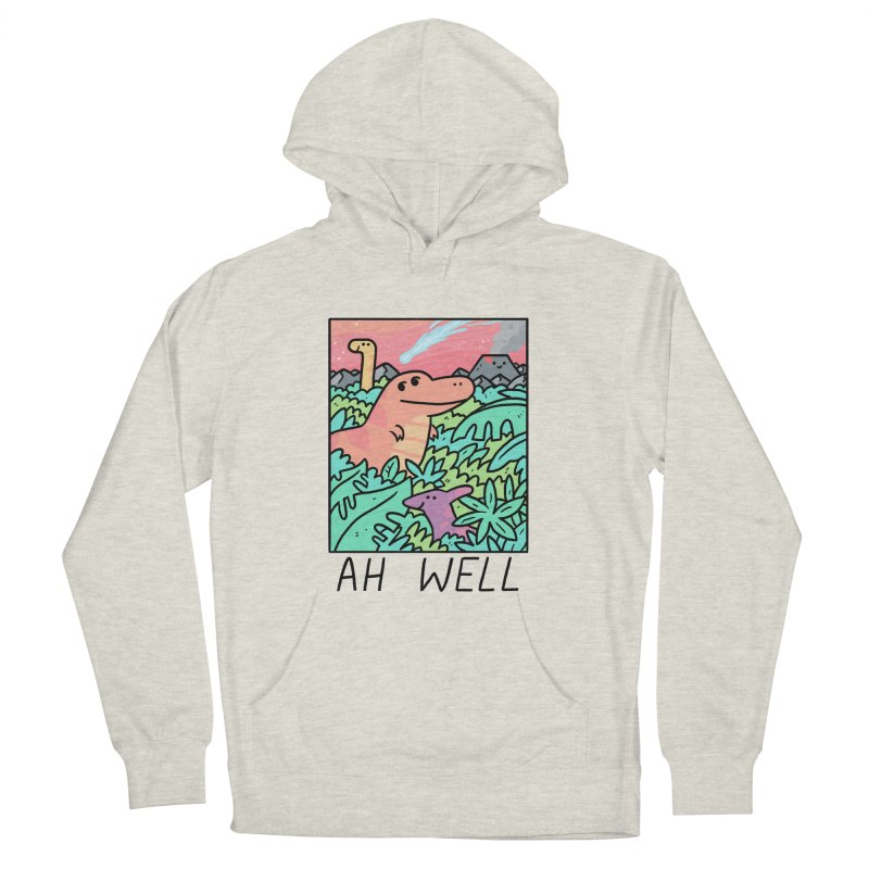 AH WELL Men's Pullover Hoody by GOOD AND NICE SHIRTS