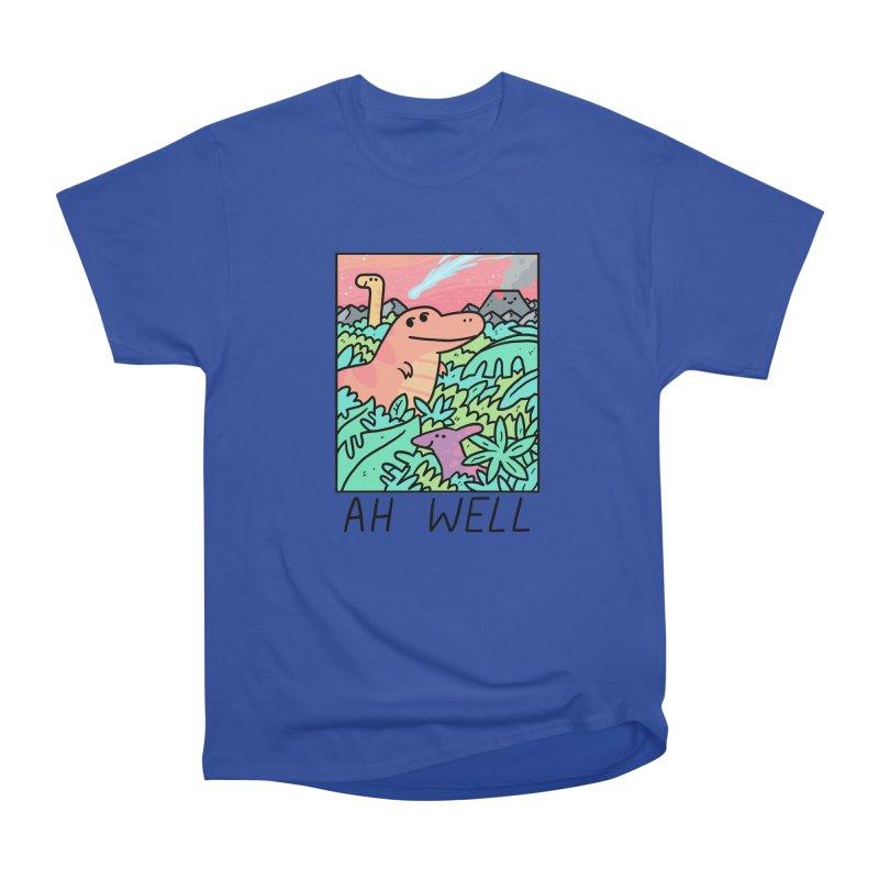 AH WELL Women's Heavyweight Unisex T-Shirt by GOOD AND NICE SHIRTS