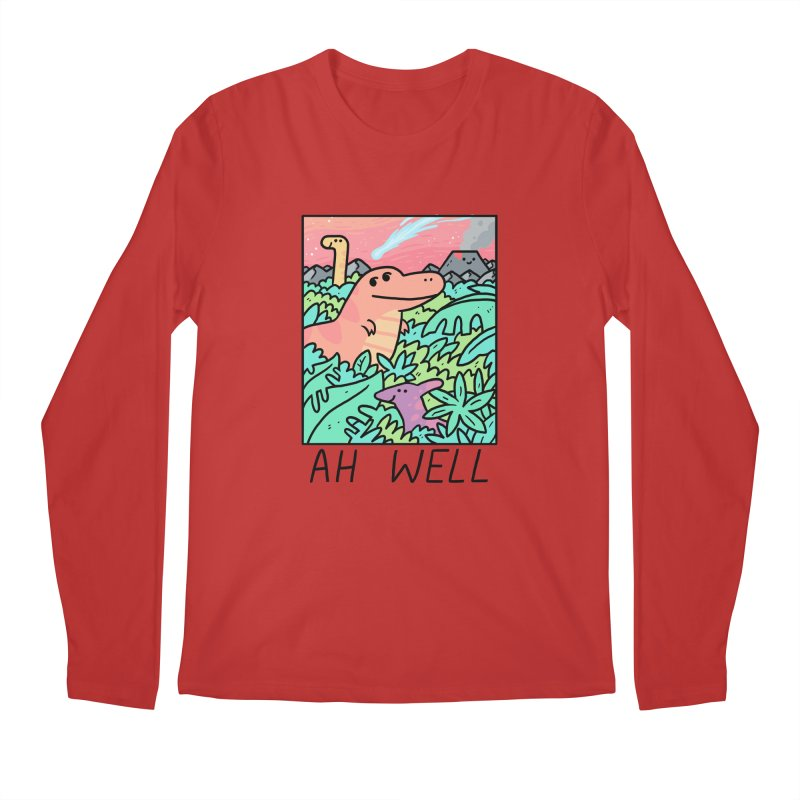 AH WELL Men's Longsleeve T-Shirt by GOOD AND NICE SHIRTS