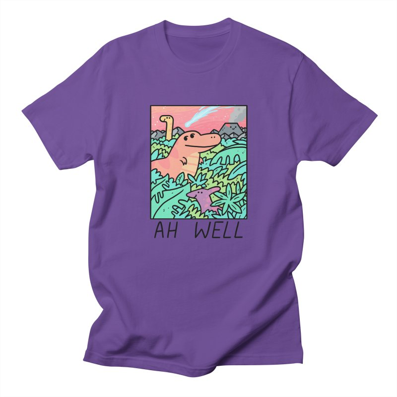 AH WELL Women's Unisex T-Shirt by GOOD AND NICE SHIRTS