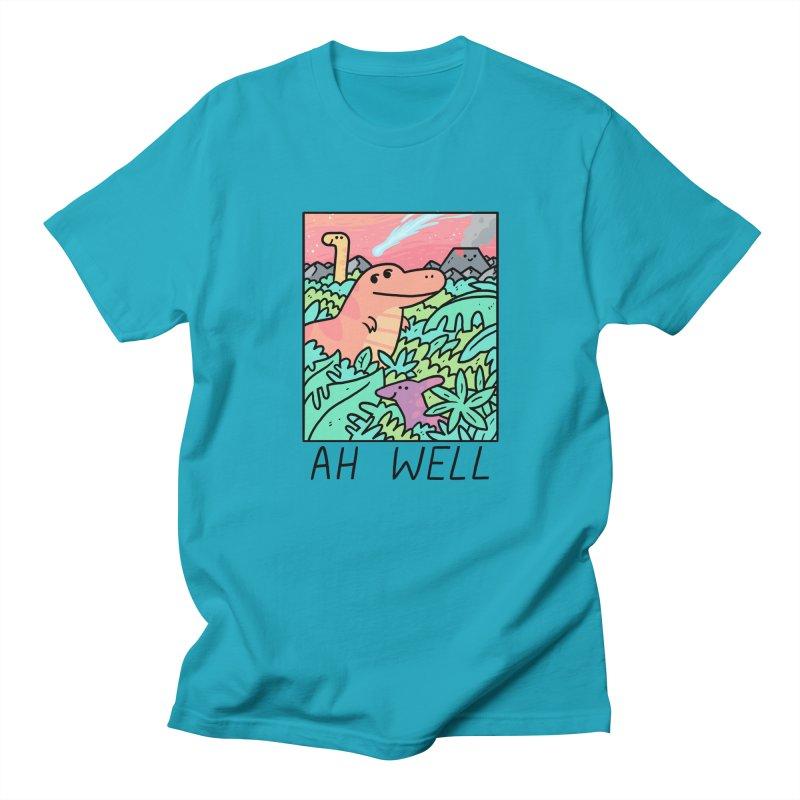 AH WELL Men's Regular T-Shirt by GOOD AND NICE SHIRTS