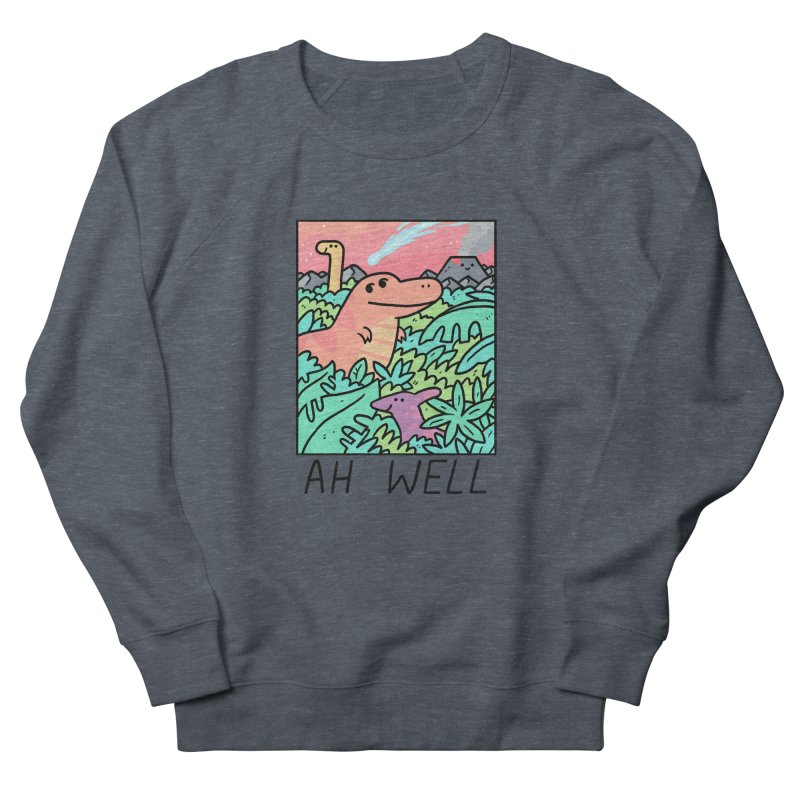 AH WELL Men's French Terry Sweatshirt by GOOD AND NICE SHIRTS