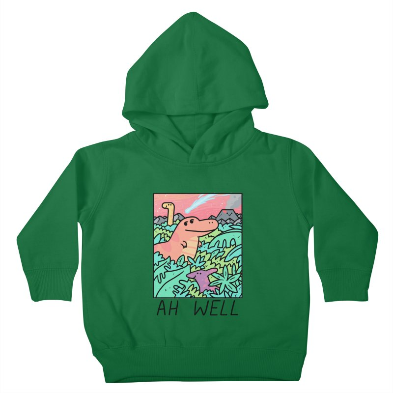 AH WELL Kids Toddler Pullover Hoody by GOOD AND NICE SHIRTS