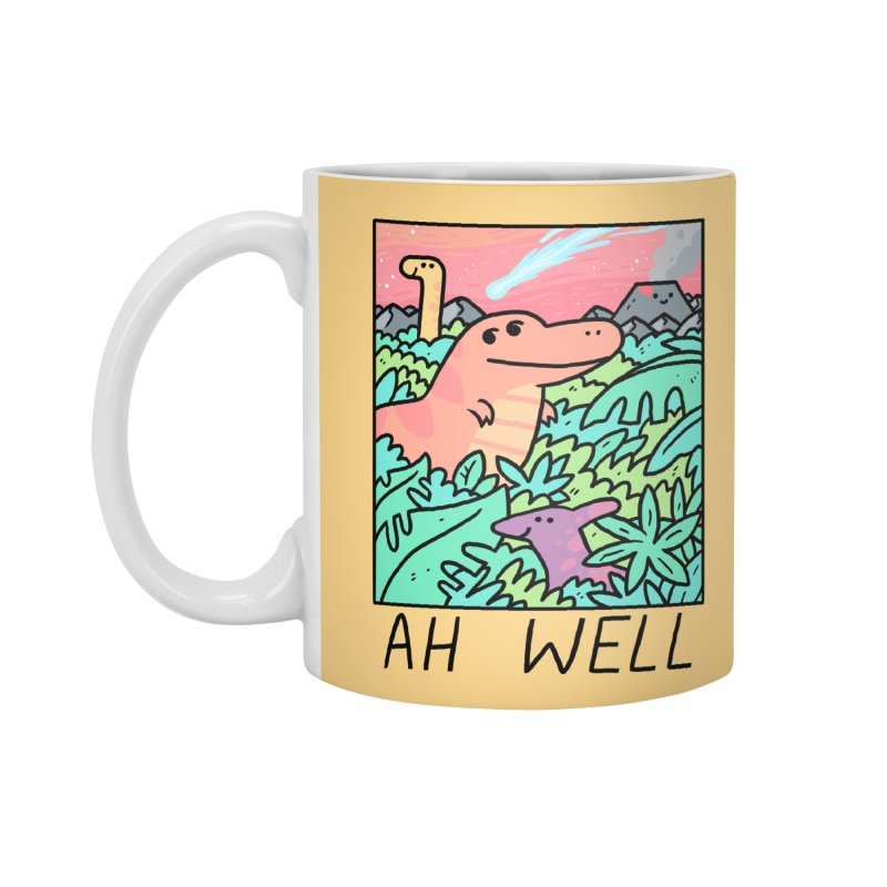 AH WELL Accessories Standard Mug by GOOD AND NICE SHIRTS