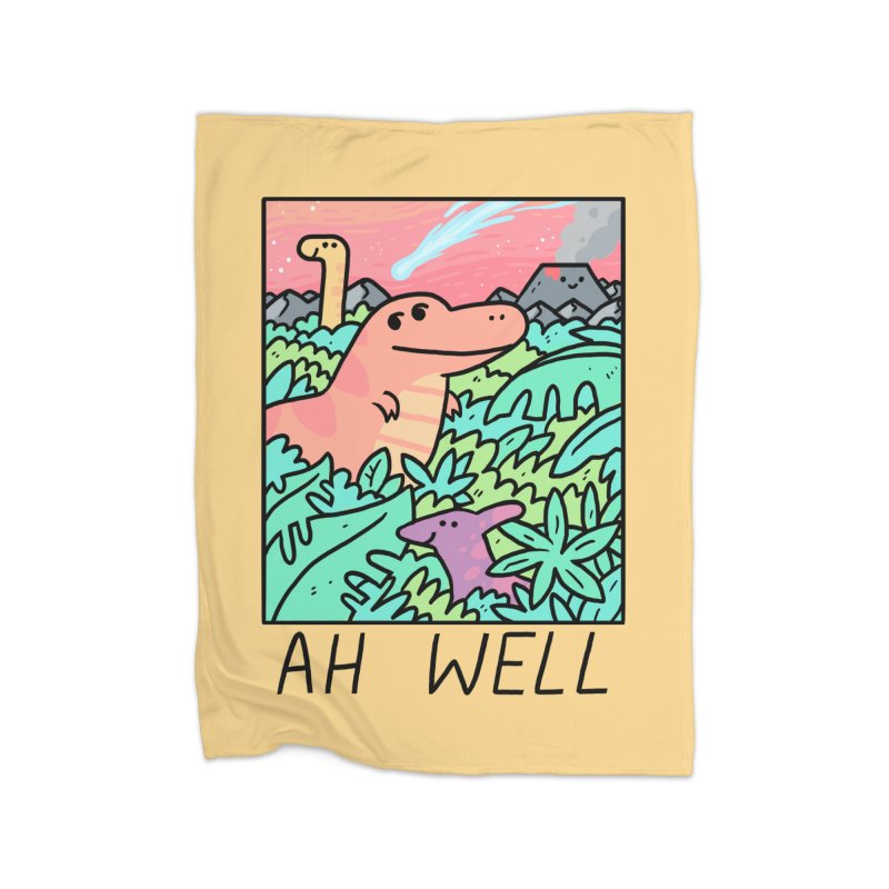 AH WELL Home Blanket by GOOD AND NICE SHIRTS