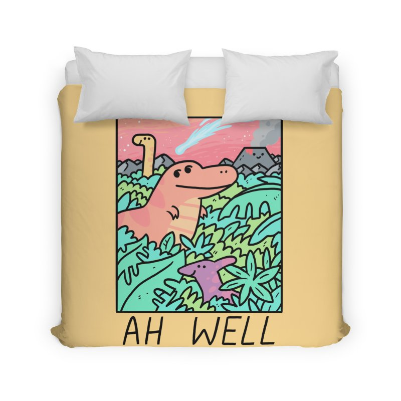 AH WELL Home Duvet by GOOD AND NICE SHIRTS