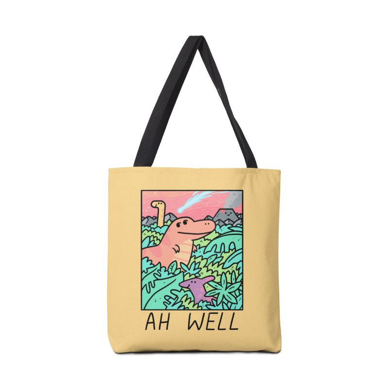 AH WELL Accessories Tote Bag Bag by GOOD AND NICE SHIRTS