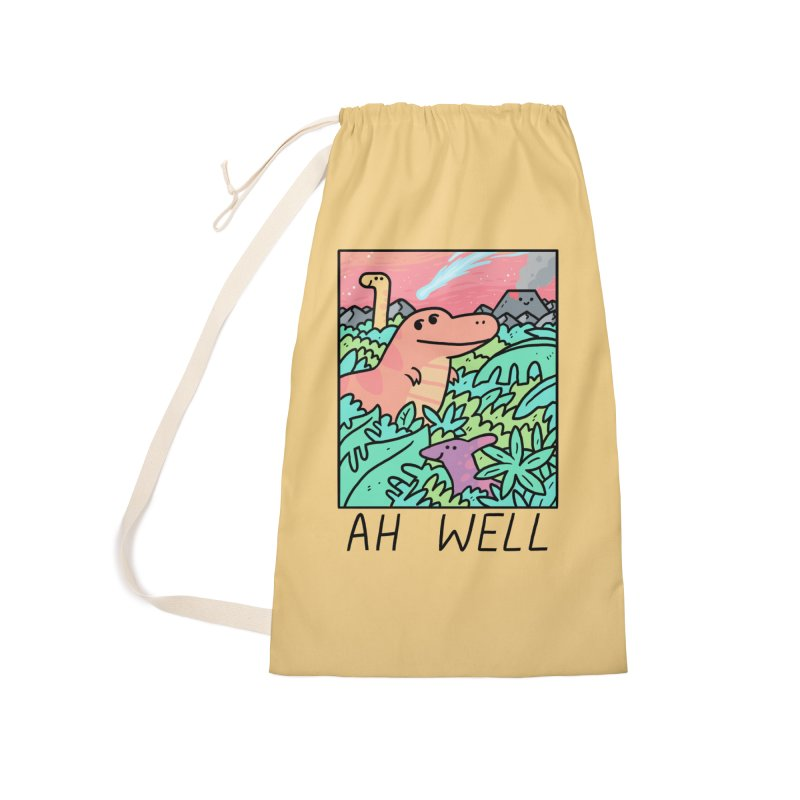 AH WELL Accessories Laundry Bag Bag by GOOD AND NICE SHIRTS