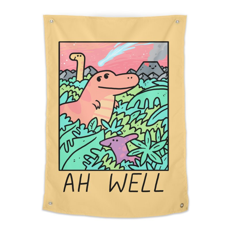AH WELL Home Tapestry by GOOD AND NICE SHIRTS
