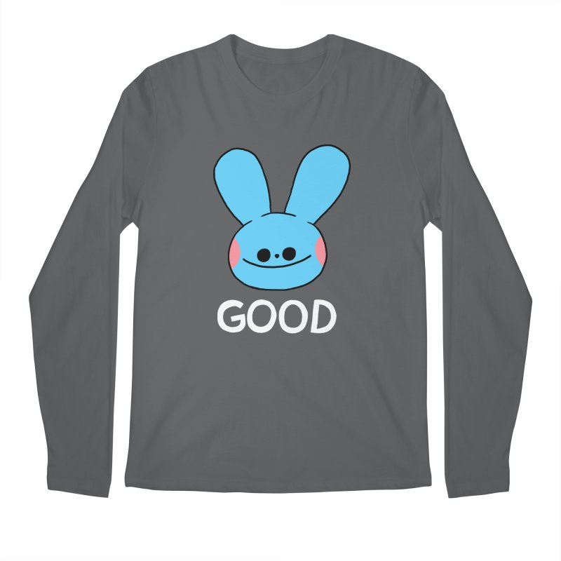 GOOD Men's Longsleeve T-Shirt by GOOD AND NICE SHIRTS