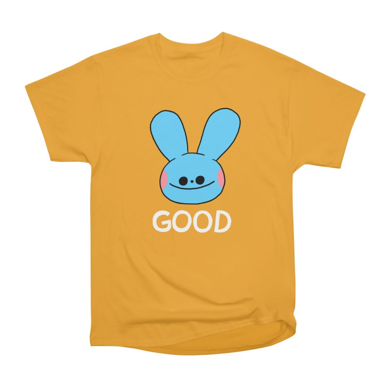GOOD Men's Classic T-Shirt by GOOD AND NICE SHIRTS