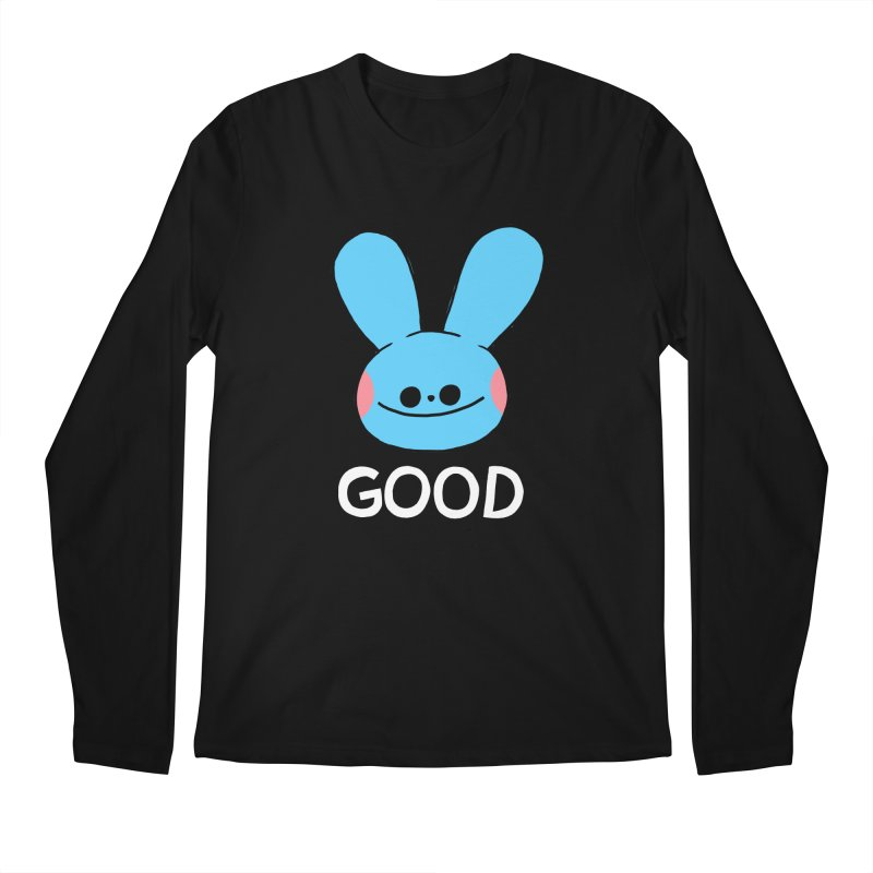 GOOD Men's Regular Longsleeve T-Shirt by GOOD AND NICE SHIRTS