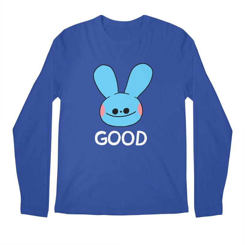 GOOD Men's Regular Longsleeve T-Shirt by GOOD AND NICE SHIRTS