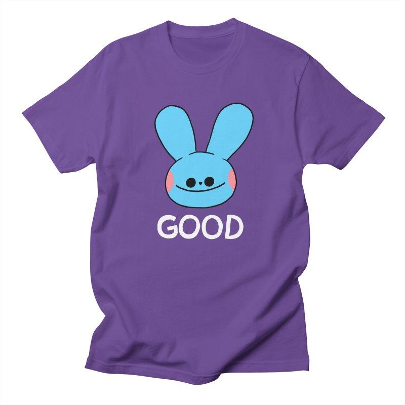 GOOD Men's Regular T-Shirt by GOOD AND NICE SHIRTS