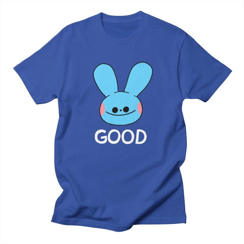GOOD Women's Regular Unisex T-Shirt by GOOD AND NICE SHIRTS