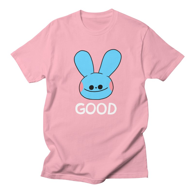 GOOD Women's Regular Unisex T-Shirt by GOOD AND NICE SHIRTS