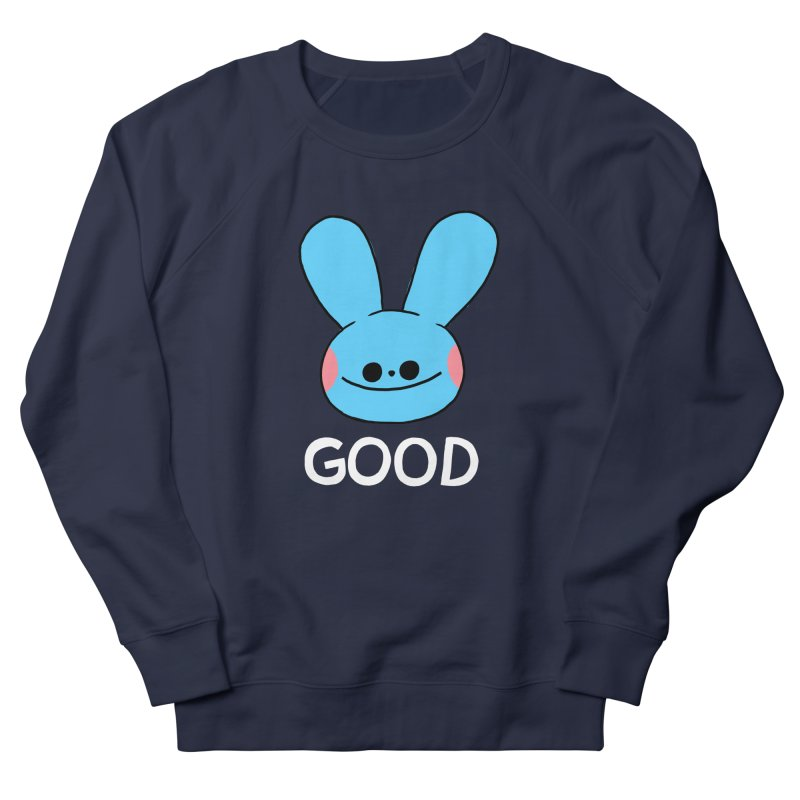 GOOD Men's French Terry Sweatshirt by GOOD AND NICE SHIRTS
