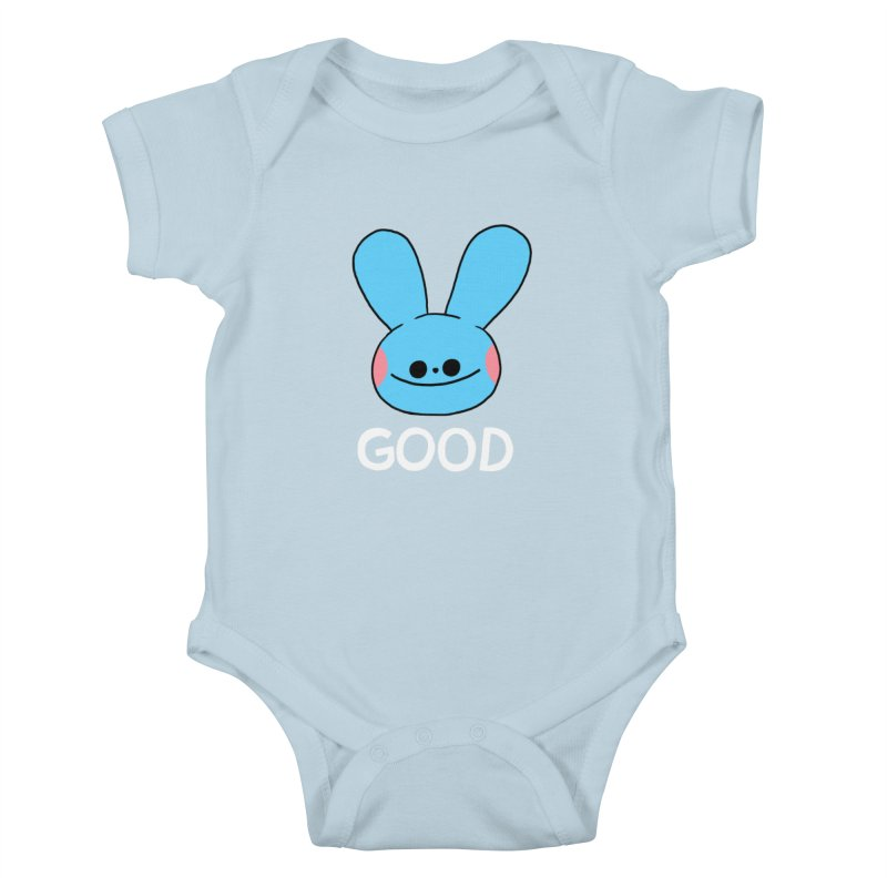 GOOD Kids Baby Bodysuit by GOOD AND NICE SHIRTS