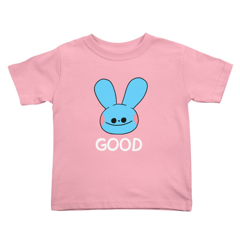 GOOD Kids Toddler T-Shirt by GOOD AND NICE SHIRTS