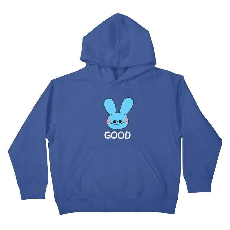GOOD Kids Pullover Hoody by GOOD AND NICE SHIRTS
