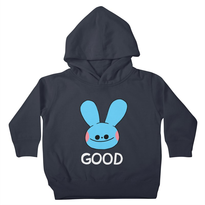 GOOD Kids Toddler Pullover Hoody by GOOD AND NICE SHIRTS