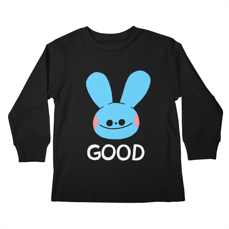 GOOD Kids Longsleeve T-Shirt by GOOD AND NICE SHIRTS