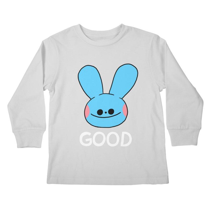 GOOD Kids Longsleeve T-Shirt by GOOD AND NICE SHIRTS
