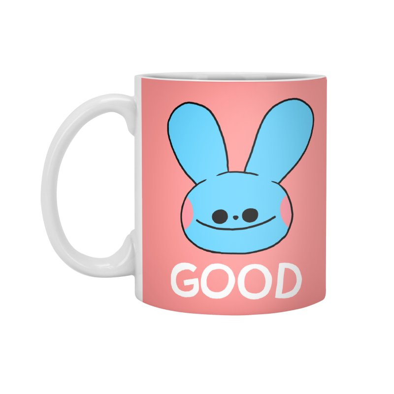 GOOD Accessories Standard Mug by GOOD AND NICE SHIRTS