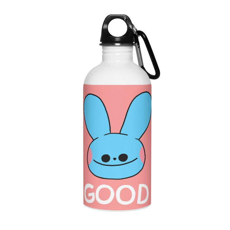 GOOD Accessories Water Bottle by GOOD AND NICE SHIRTS