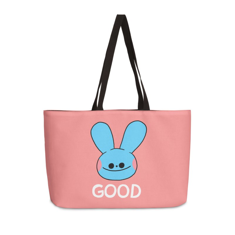 GOOD Accessories Weekender Bag Bag by GOOD AND NICE SHIRTS