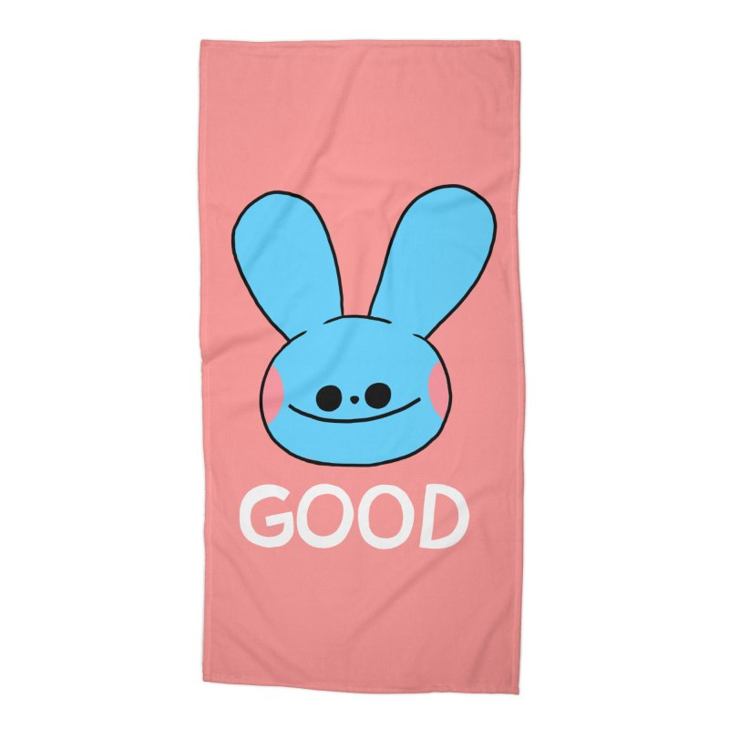GOOD Accessories Beach Towel by GOOD AND NICE SHIRTS