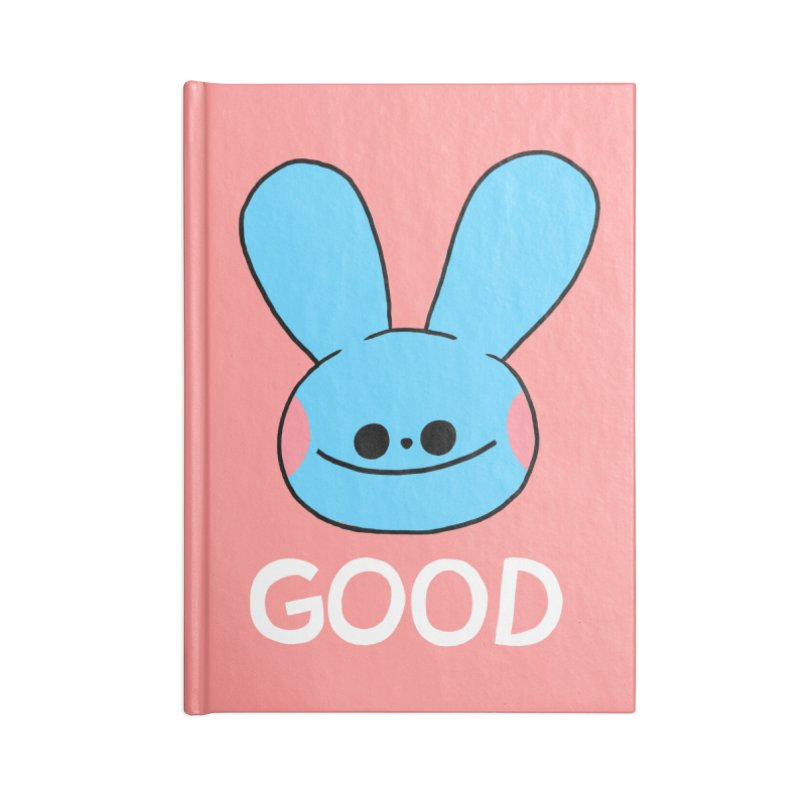 GOOD Accessories Lined Journal Notebook by GOOD AND NICE SHIRTS