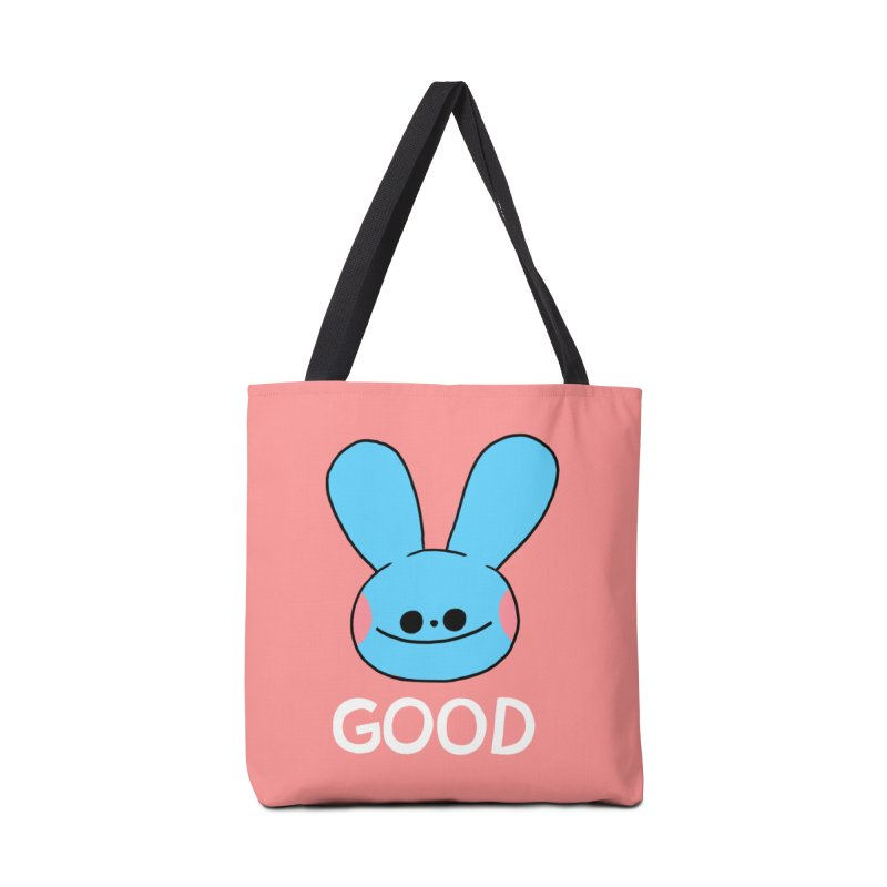 GOOD Accessories Tote Bag Bag by GOOD AND NICE SHIRTS