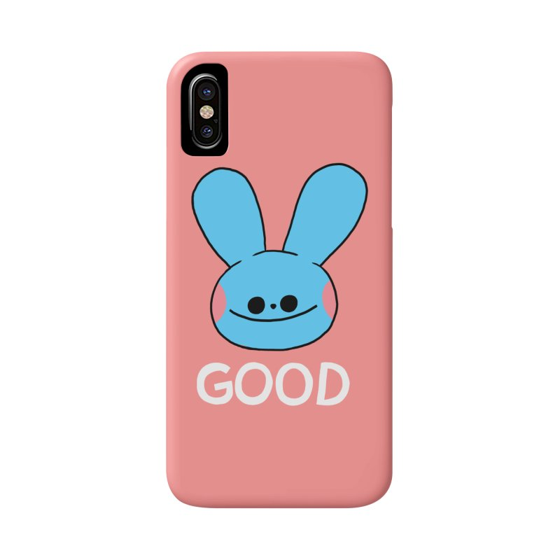 GOOD Accessories Phone Case by GOOD AND NICE SHIRTS