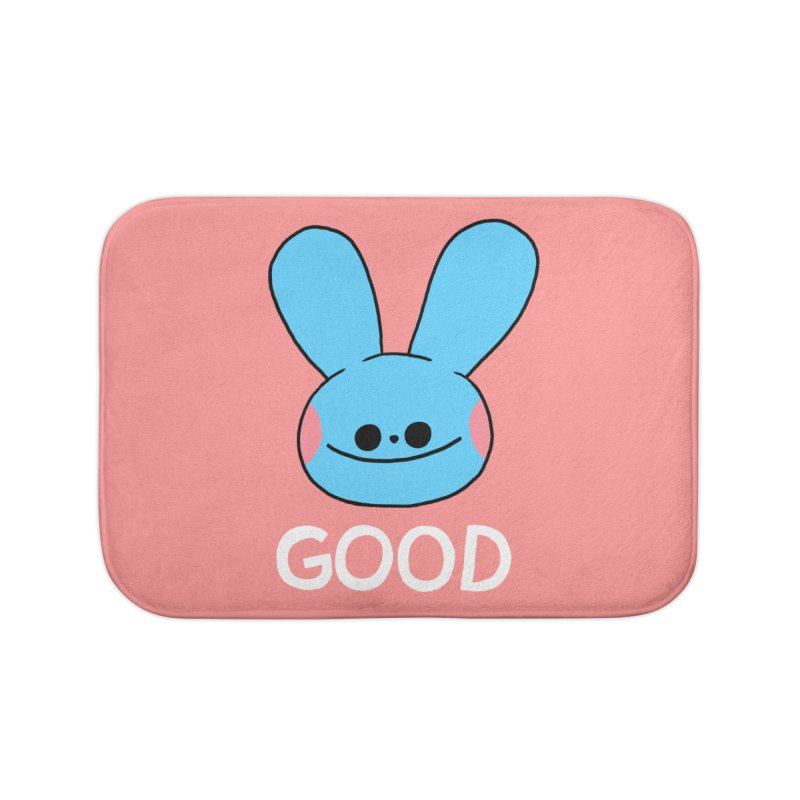 GOOD Home Bath Mat by GOOD AND NICE SHIRTS