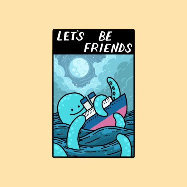 image for LET'S BE FRIENDS