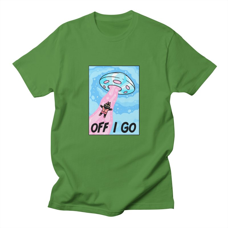 OFF I GO Women's Regular Unisex T-Shirt by GOOD AND NICE SHIRTS