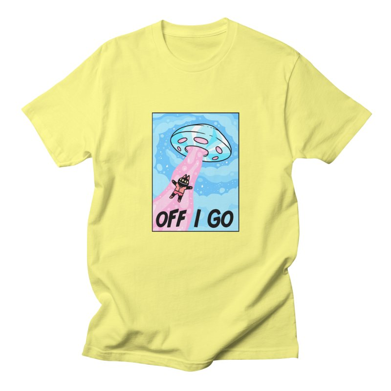 OFF I GO Men's T-Shirt by GOOD AND NICE SHIRTS